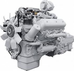 Двигатель ЯМЗ-65674